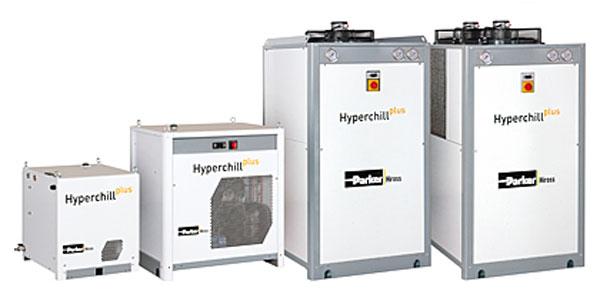 essiccamento e refrigerazione aria