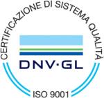 certificazioni iso 9001