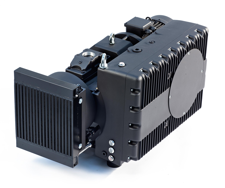 pompa per vuoto a palette DBL 210-DBL 365